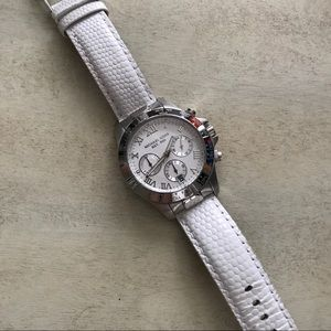 Michael Kors Boyfriend Watch | White Band